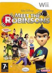 disneys meet the robinsons - wii