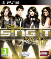 disneys sing it party hits - PS3