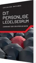 dit personlige ledelsesrum - bog