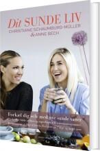 dit sunde liv - bog
