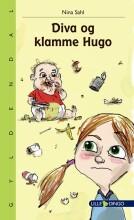 diva og klamme hugo - bog