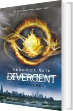 divergent 1: afvigeren - bog