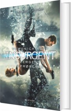 divergent 2: insurgent - film udgave - bog