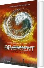 divergent 3: fornyeren - bog