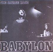 the savage rose - babylon - cd