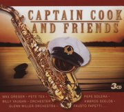 captain cook and friends [box-set] - cd