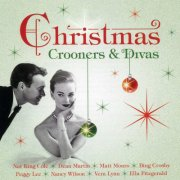 christmas - crooners and divas - duets - cd