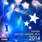 dansk melodi grand prix 2014 - cd