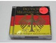 deutsche militärmärsche - cd
