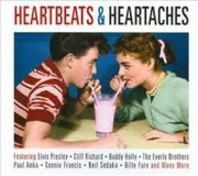 heartbeats and heartaches - cd