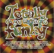 totally do you wanna get funky - cd