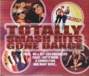 totally smash hits gone dance - cd