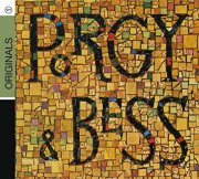 porgy & bess (verve originals serie) [original recording remastered] - cd