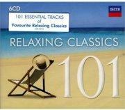 relaxing classics 101 - cd