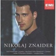 nikolaj znaider - violinkonzerte - cd