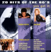 you got it - 20 hits of the 80s - cd