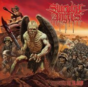 suicidal angels - division of blood - cd