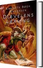 djævelens lærling - bog