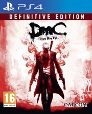 dmc: devil may cry - definitive edition (nordic) - PS4