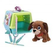 doc mcstuffins - pet vet findo vet kit / elektronisk hund - Bamser