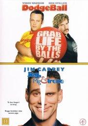 dodgeball / jeg mig og irene - DVD