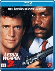 dødbringende våben 2 / lethal weapon 2 - Blu-Ray