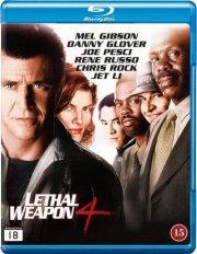 dødbringende våben 4 / lethal weapon 4 - Blu-Ray