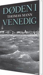 døden i venedig - bog