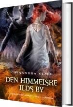 dødens instrumenter 6 - den himmelske ilds by - bog