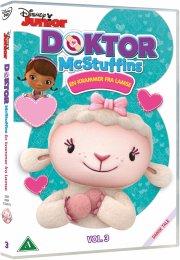 doktor mcstuffins - en krammer fra lamse - DVD