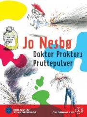 doktor proktors pruttepulver - bog