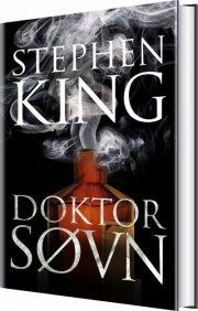 doktor søvn - bog