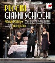 domingo plácido puccini: gianni schicchi - Blu-Ray
