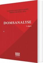 domsanalyse 2. udgave - bog
