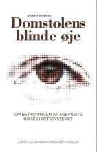 domstolens blinde øje - bog
