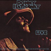 donny hathaway - live - cd
