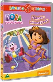 dora udforskeren - danseeventyret - DVD