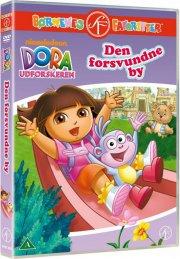 dora udforskeren - den forsvundne by - DVD