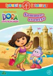 dora udforskeren - sommereventyr - DVD