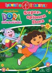 dora udforskeren - superspionen dora - DVD