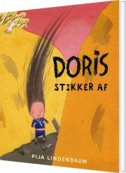 doris stikker af - bog
