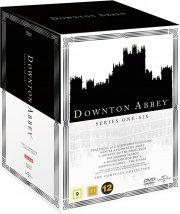 downton abbey dvd boks / box - sæson 1-6 + 5 specials - DVD