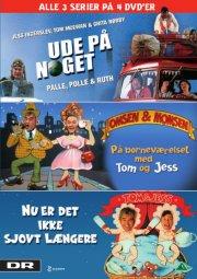 dr børneboks 1  - DVD