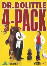 dr. dolittle 1-4 - DVD