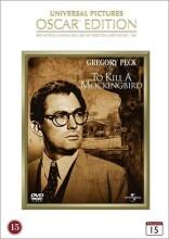 to kill a mockingbird / dræb ikke en sangfugl - oscar edition - DVD