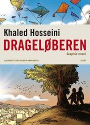 drageløberen. graphic novel - bog