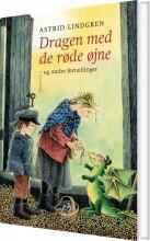 dragen med de røde øjne og andre fortællinger - bog