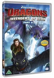 dragerytterne fra bersærkø - sæson 2 vol. 2 - DVD