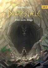 dragesjæle #1: den sorte drage - bog