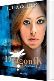 dragonfly - bog